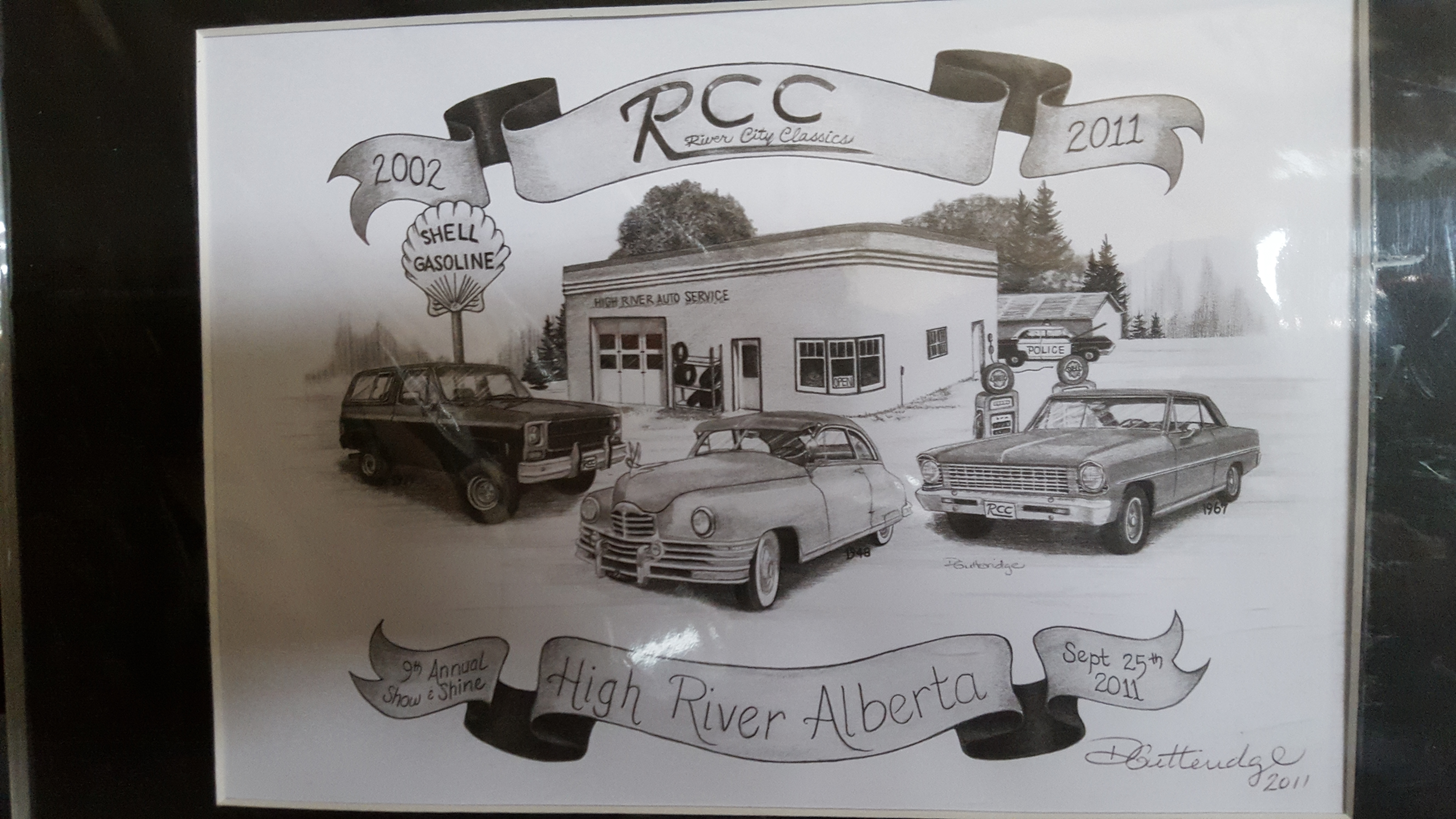 2011 Show Poster